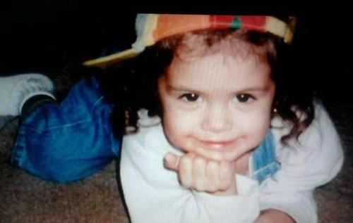Baby Selena Gomez
