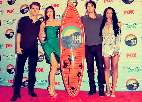 Bamon/kian - damon-and-bonnie Photo