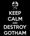 Bane ~ Keep Calm