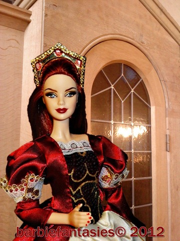 Barbie Katherine of Aragon