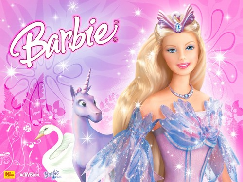 Barbie Of cygne Lake