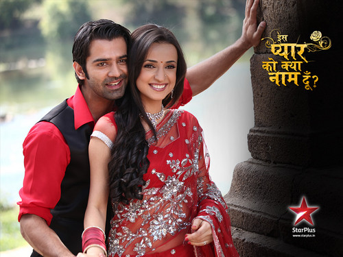Iss Pyar Ko Kya Naam Doon wallpaper called Barun and Sanaya