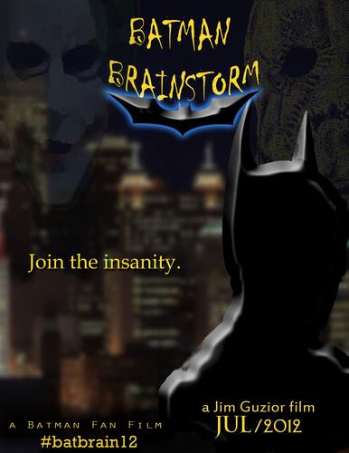 Бэтмен Brainstorm ( Фан Film #batbrain12)