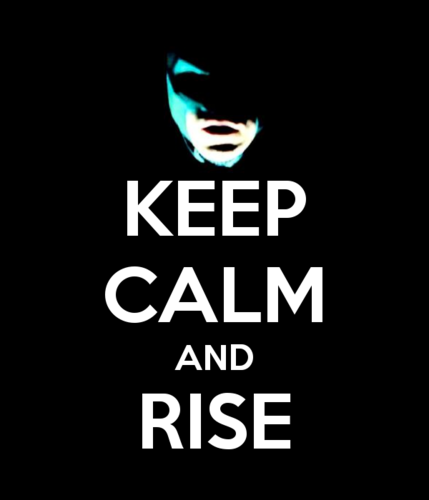 Batman ~ Keep Calm