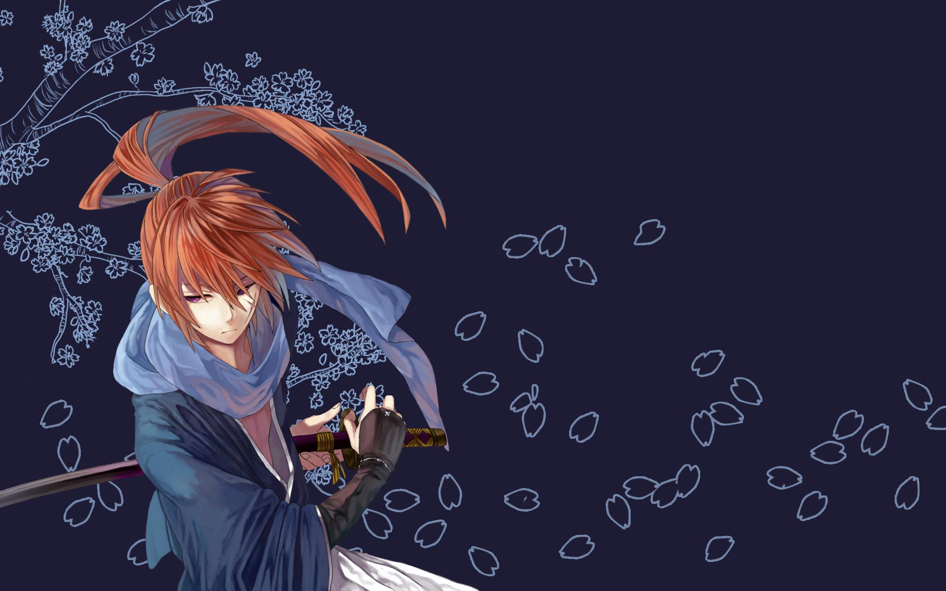 kenshin himura wallpaper - photo #9