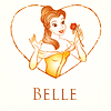 Belle :3 - disney-princess Icon