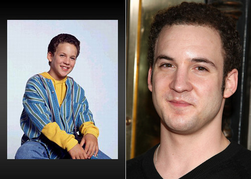 Ben Savage today