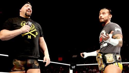 Big Show confronts CM Punk