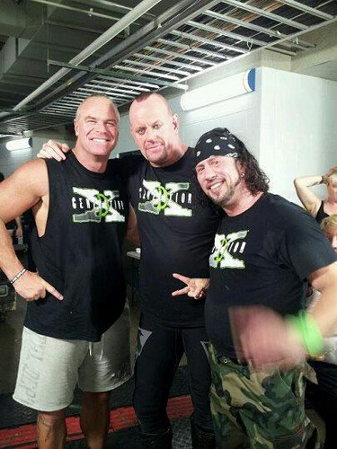 Billy Gunn,Undertaker,Xpac