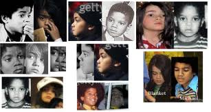 Blanket's Uncanny Resemblance To His Father, Michael