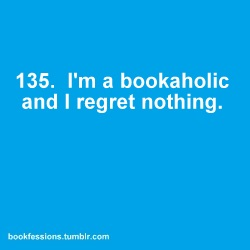 Bookfessions 121-140