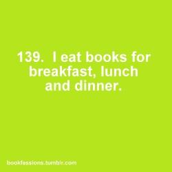 membaca wallpaper entitled Bookfessions 121-140