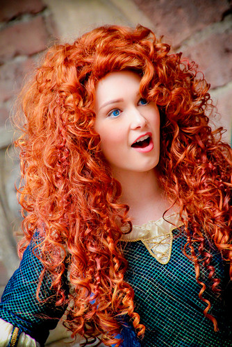Ribelle - The Ribelle - The Brave wallpaper called Real Merida