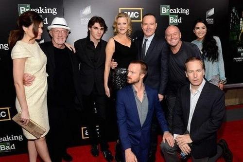 Breaking Bad Cast at Comic Con 2012