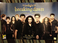 Breaking Dawn Part 2 Comic Con Poster
