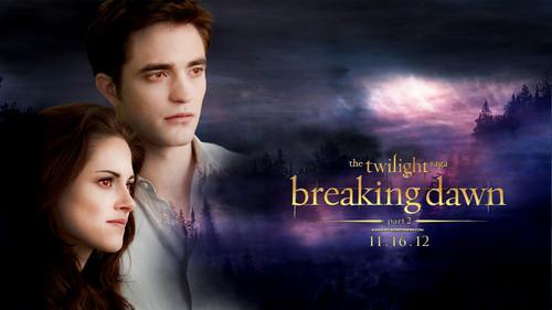 Breaking Dawn Part 2 দেওয়ালপত্র