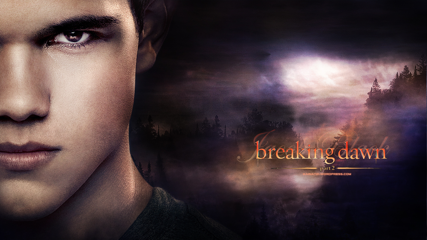Twilight Breaking Dawn wallpaper