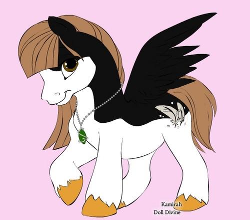 CC as pony!!!
