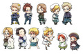 CHIBIS! - chibi-hetalia photo