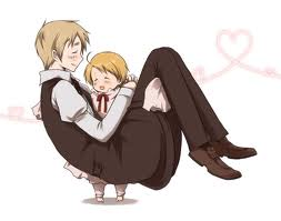 Hetalia Chibi America And Canada Images Canada And