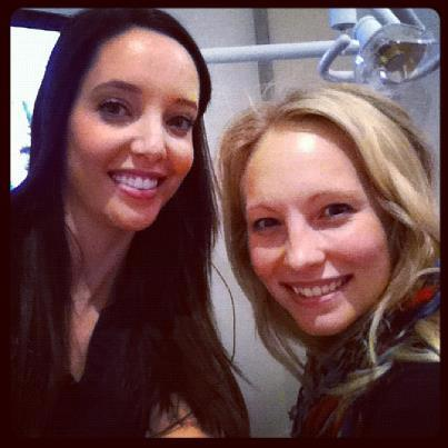 Candice at Atlanta Dental Spa. {19/07/12}