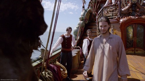 Caspian from The Voyage of the Dawn Treader