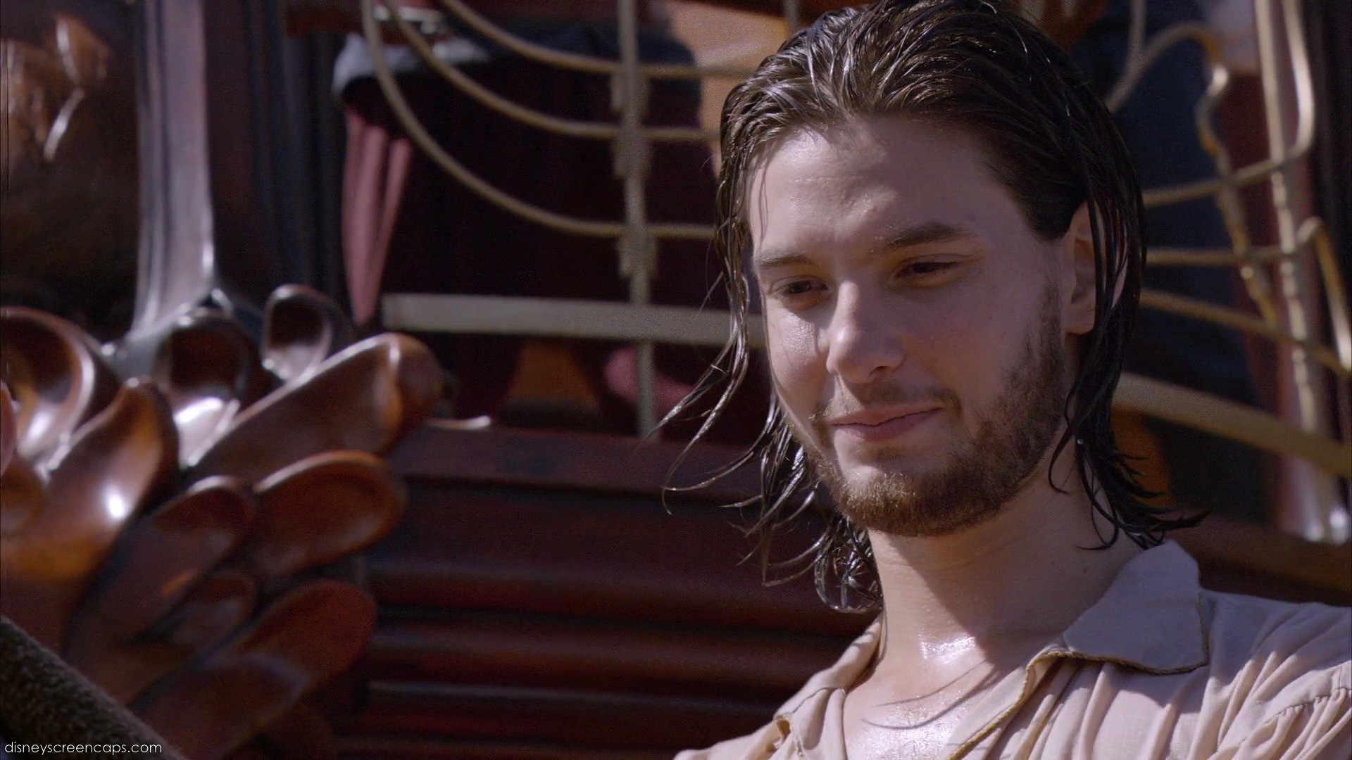 Caspian from The Voyage of the Dawn Treader - Ben Barnes ...