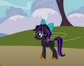 Catherina as Pony