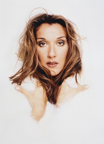 Celine Dion wallpaper with a portrait and skin entitled Celine Dion