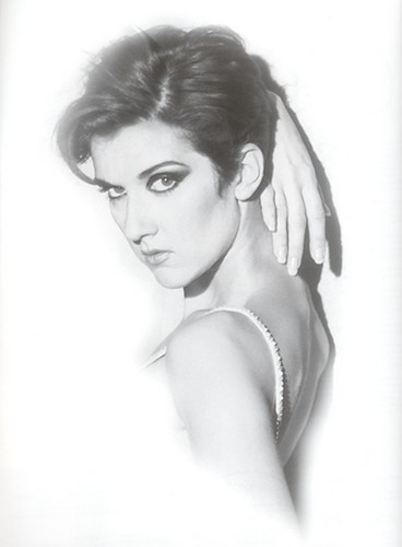 Celine Dion wallpaper containing skin and a portrait entitled Celine Dion