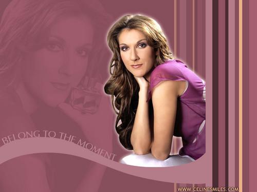 Celine Dion wallpaper with a portrait titled Celine Dion