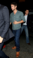 Chace - At the Les Ambassadeurs Club and Casino in Mayfair - June 26, 2012 - chace-crawford photo