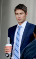 Chace - Gossip Girl - Behind the Scenes - July 12, 2012 - chace-crawford photo