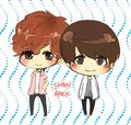 Chanbaek - chanbaek-exo-couple fan art