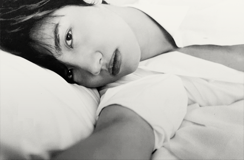 Max Changmin wallpaper possibly with a neonate called Changmin