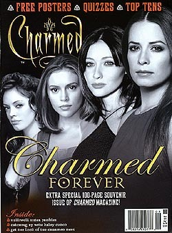 Charmed Forever magazine cover - charmed Photo