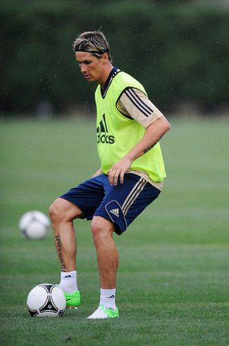 Chelsea FC Training Session Prior To The 2012 MLS All-Star Game [July 22, 2012]