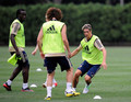 Chelsea FC Training Session Prior To The 2012 MLS All-Star Game [July 22, 2012] - fernando-torres photo