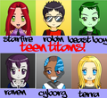 Chibi Titans! - teen-titans photo
