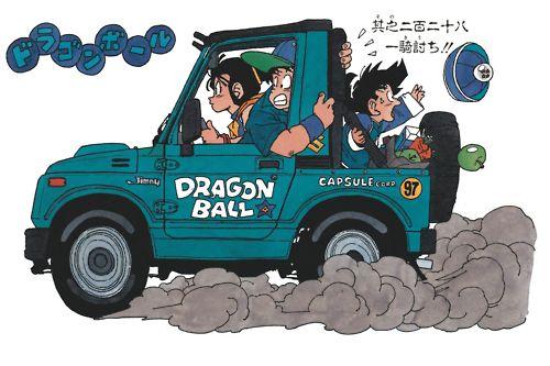 Chichi's driving