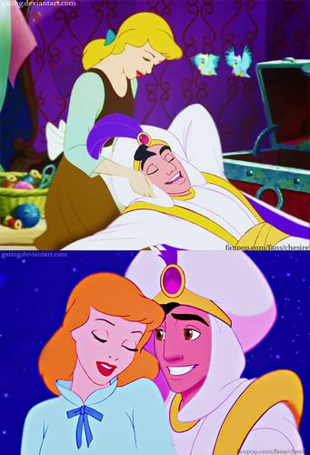 Cinderella/Aladdin