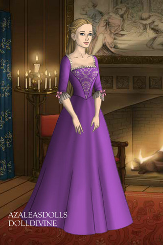Barbie Movies wallpaper containing a gown called Clara