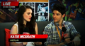 Colin and Katie (Flirty) season 5 interview