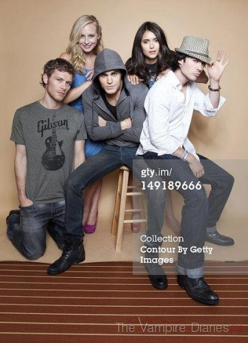 Comic Con 2011 - ian-somerhalder Photo