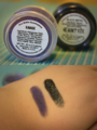 Concrete Minerals eyeshadows - beauty-products photo