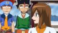 Confused Gingka and Masamune