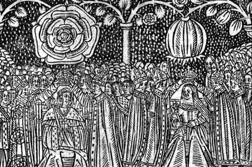 Coronation of Katherine of Aragon & Henry VIII