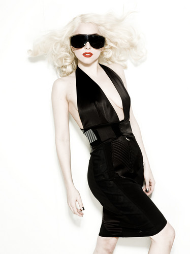 Cosmopolitan photoshoot 2010 - NEW OUTTAKES - lady-gaga Photo