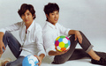 Cute Changmin and Yunho pic