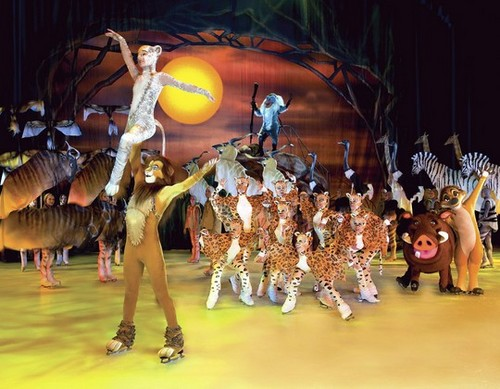 DISNEY ON ICE - the-lion-king Photo